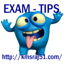 Exam Tips-kmsraj51