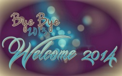 Good Bye 2013 Welcome 2014 - kms file