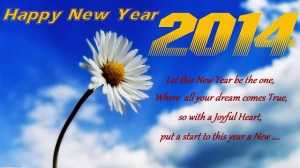 Happy New Year 2014-kms file