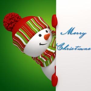 Merry-Christmas-Snowman