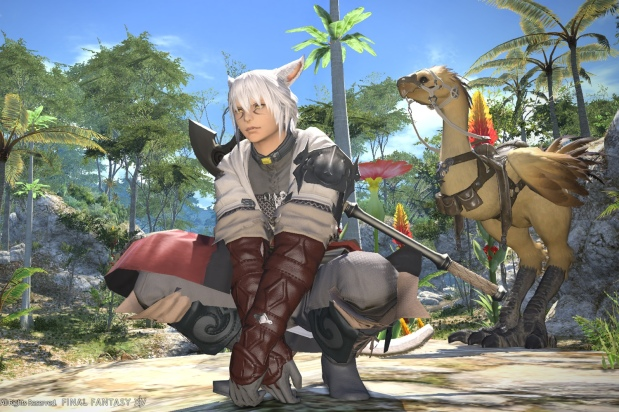 The Final Fantasy XIV PS4 Beta Is Live, and Anyone Can Join