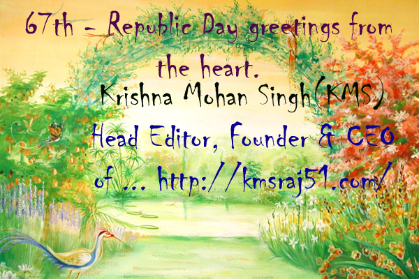 67th-Republic Day - KMSRAJ51