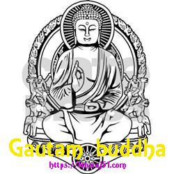 gautam buddha-kmsraj51