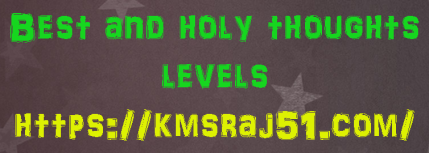 Holy thoughts - kmsraj51